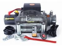 Лебедка электрическая 12V Electric Winch 9500lbs / 4310 кг 1526